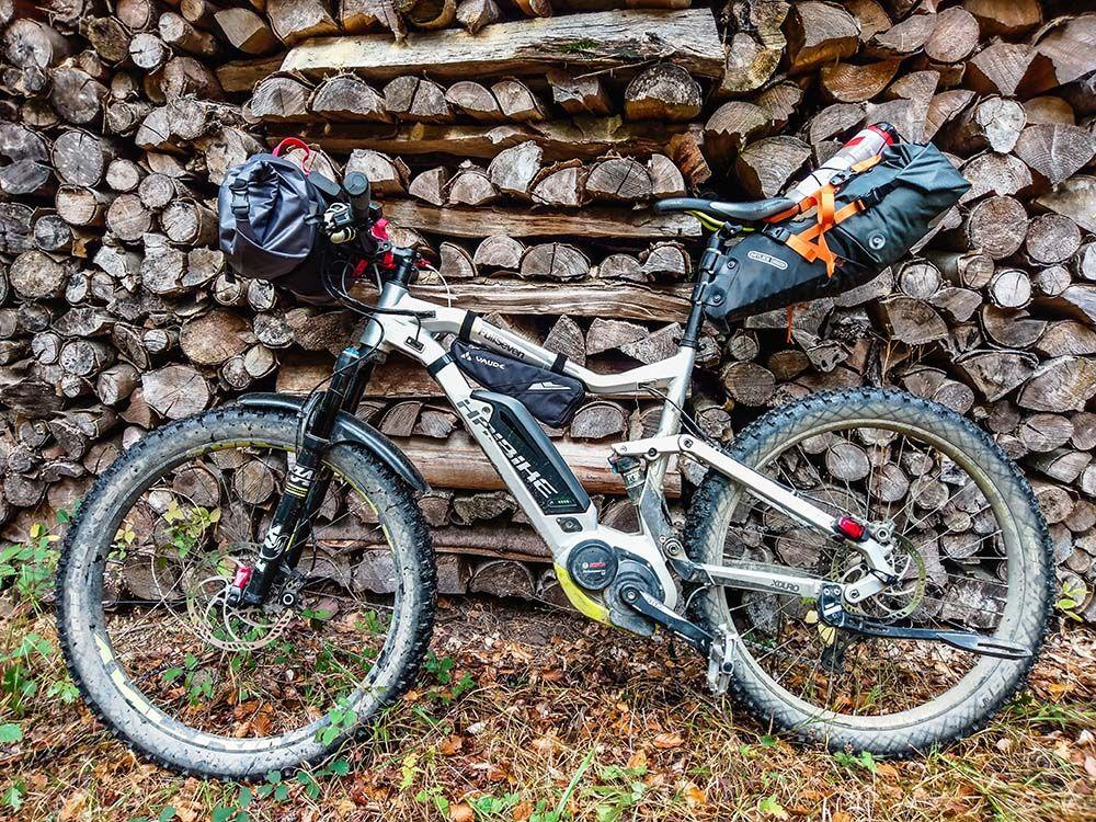 hibike fullseven was ist bikepacking