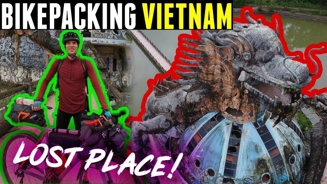 Vietnam Fahrradtour Reisebericht Teil 4 - Lost Place Vietnam