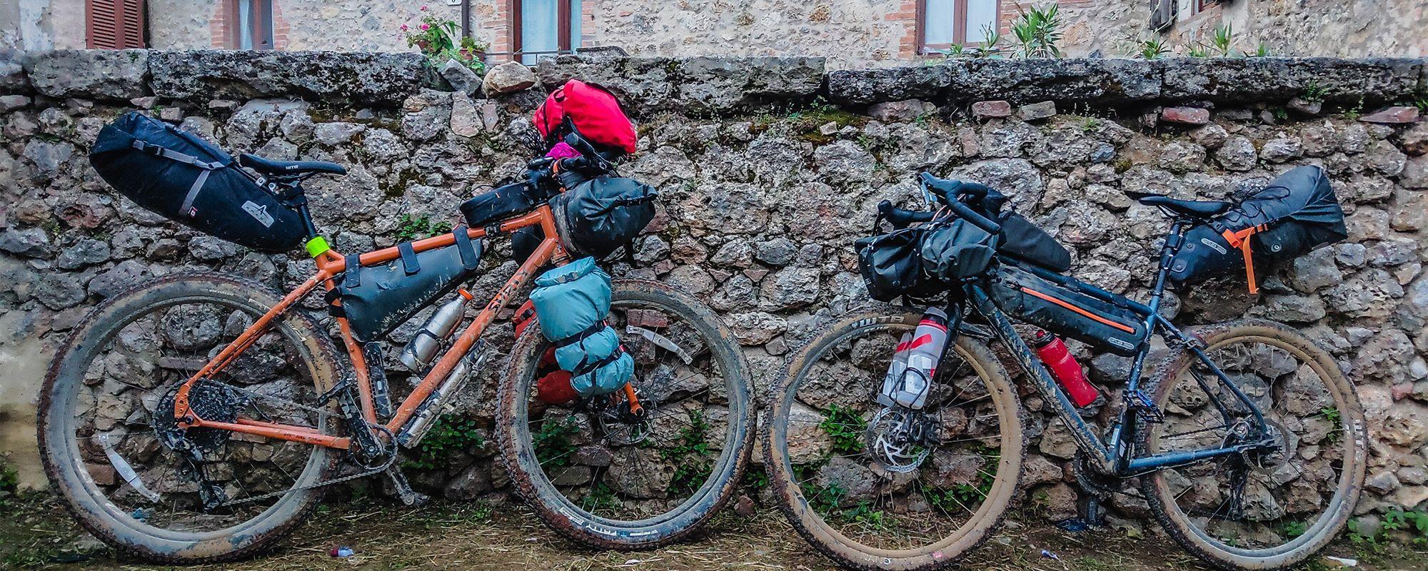 Ultimative Bikepacking Ausrüstung und Packliste