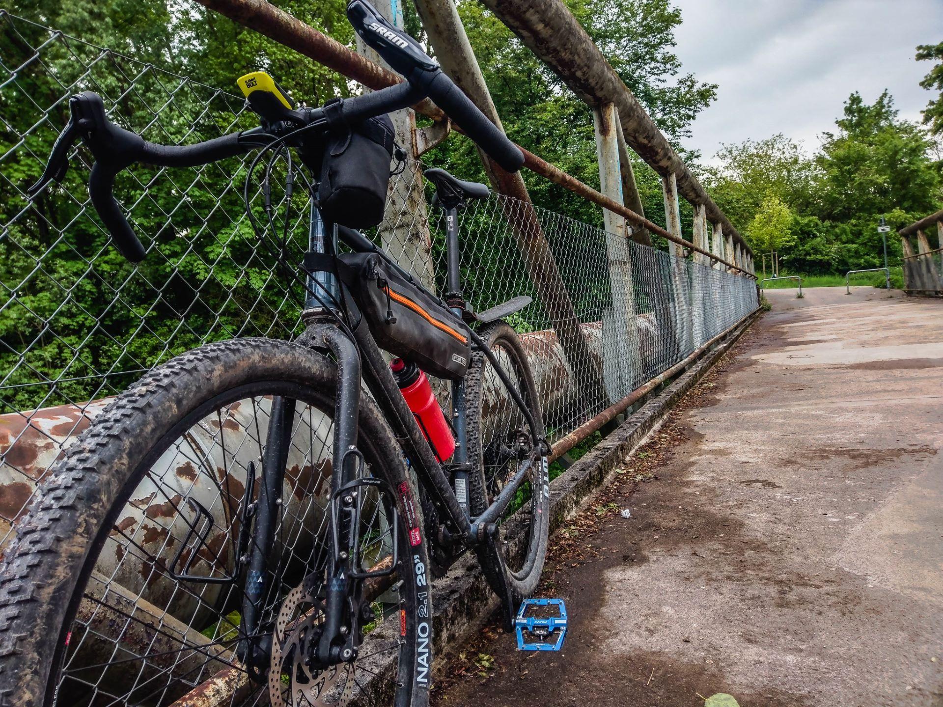 Bombtrack Beyond 1 Test & Erfahrungen - Die Bikepacking Expeditionsmaschine