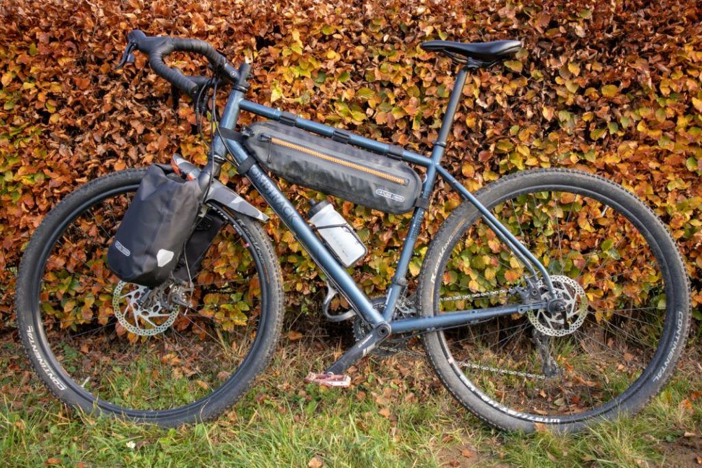 Ortlieb Fork Pack Erfahrungen Fahrradtaschen für die Gabel