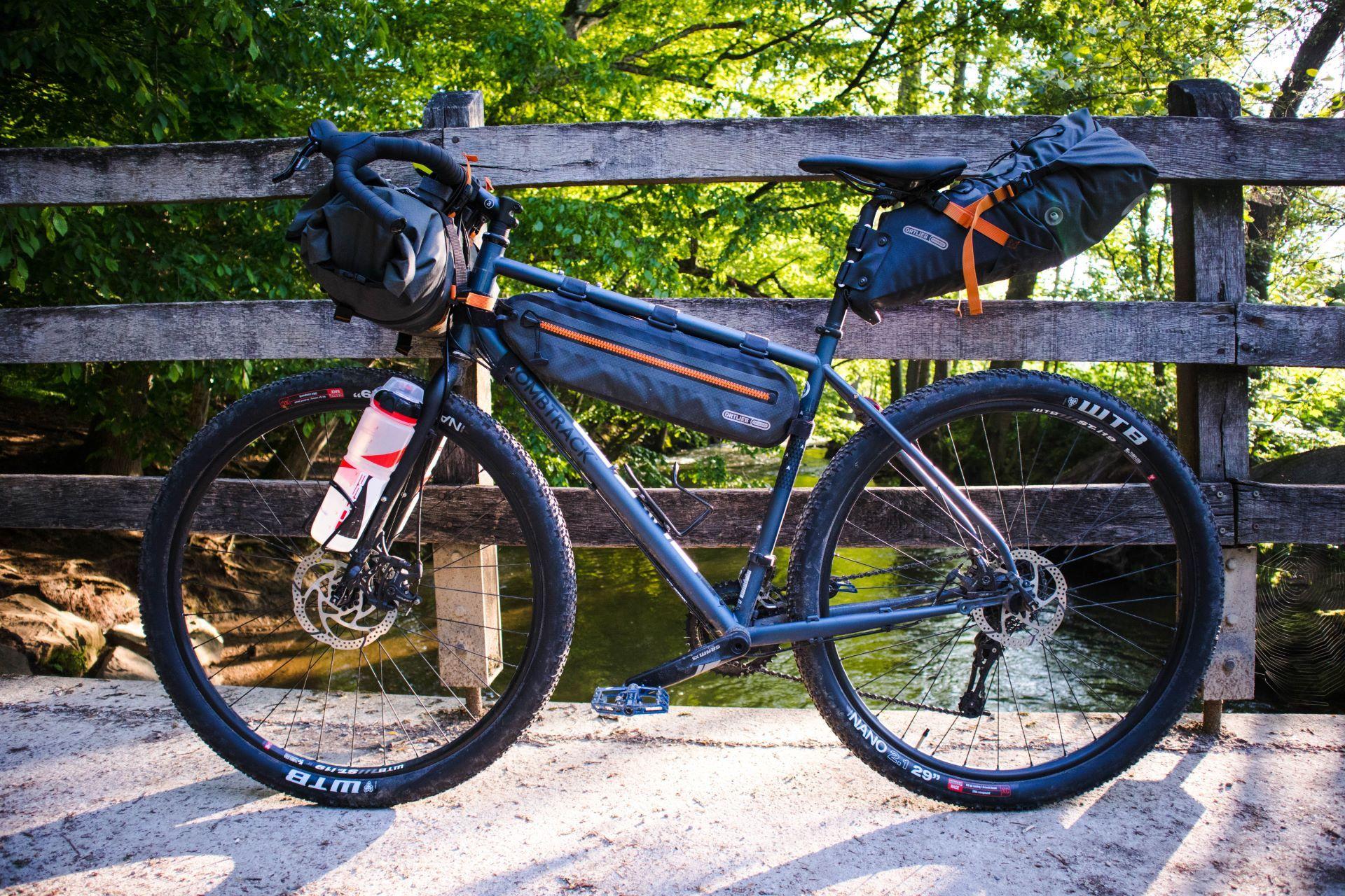 Ortlieb Bikepacking Taschen Set im Langzeit Test (Update: Neue Modelle im Praxistest)