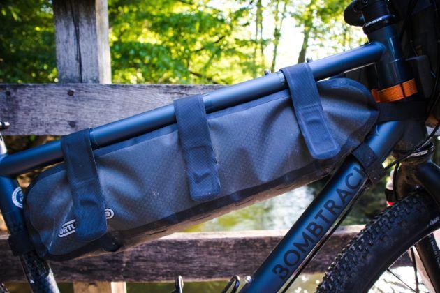 Ortlieb frame-pack toptube rear frame bag