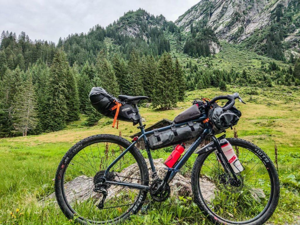 Ultimative Bikepacking Packliste und Ausrüstung