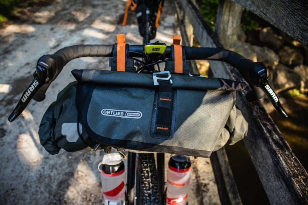 ortlieb accessory-pack handlebar bags extension