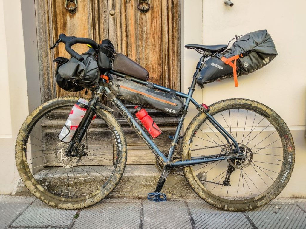Tuscany Trail 2019 - Bombtrack Beyond 1 - welches Fahrrad_1