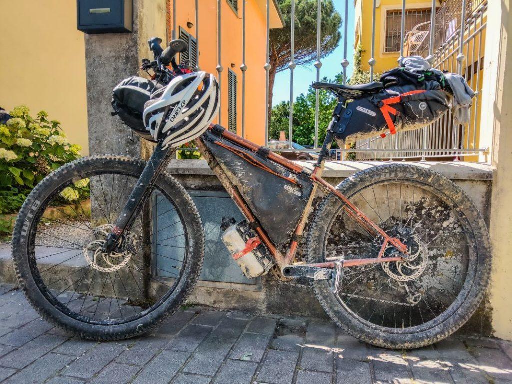 Bombtrack Beyond Plus 2 Tuscany Trail which bike_36