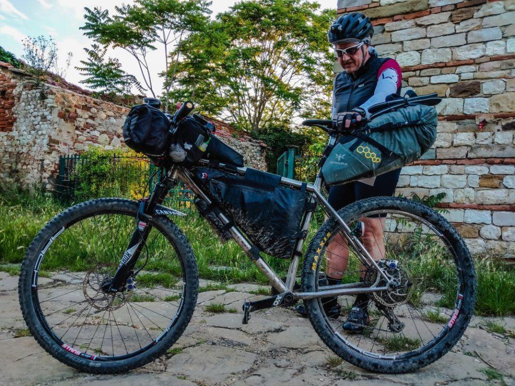 Welches Fahrrad für Tuscany Trail MTB oder Gravel Bike - Werner