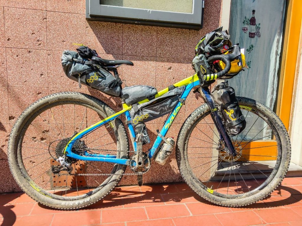 Salsa CUTTHROAT Rival Tuscany Trail welches Fahrrad_60