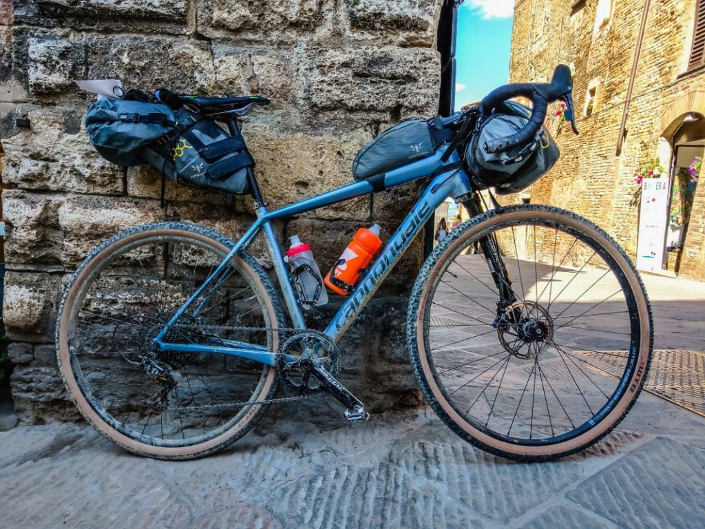 Cannondale Lefty Tuscany Trail which bike_76