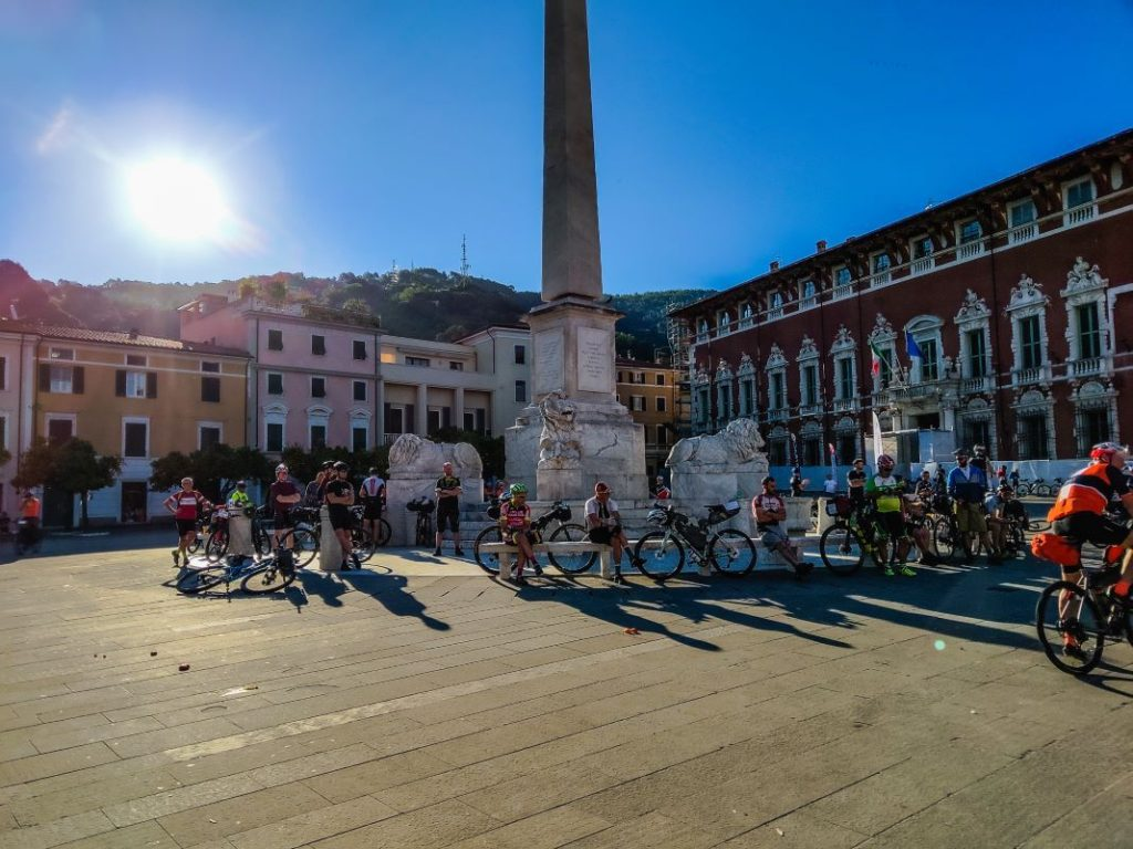 TuscanyTrail 2019 - 1 - Massa, Licca, Vinci, Florenz_1