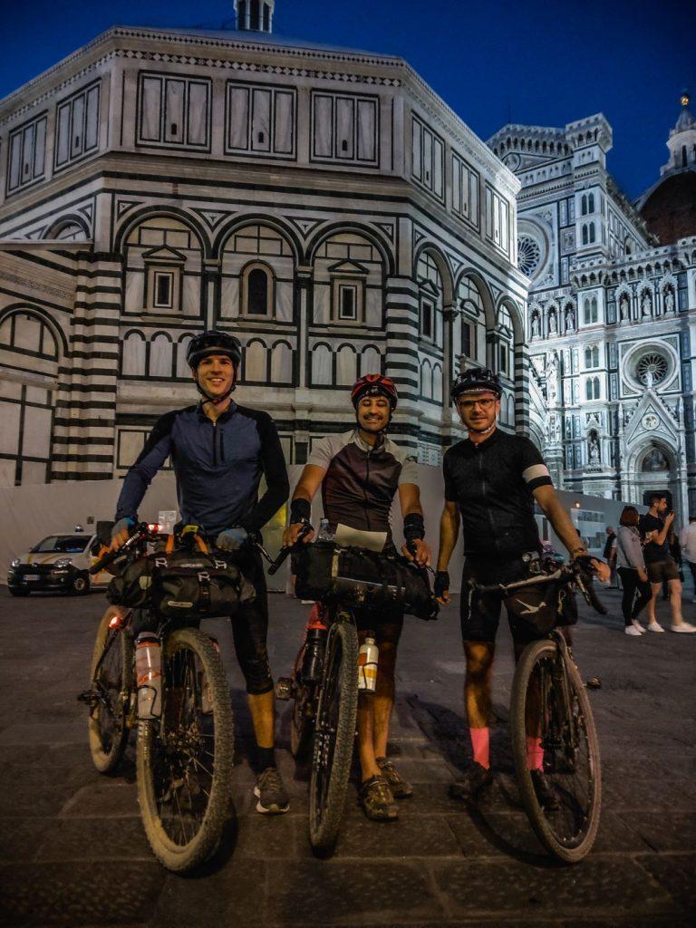 TuscanyTrail 2019 - 1 - Massa, Licca, Vinci, Florenz_10