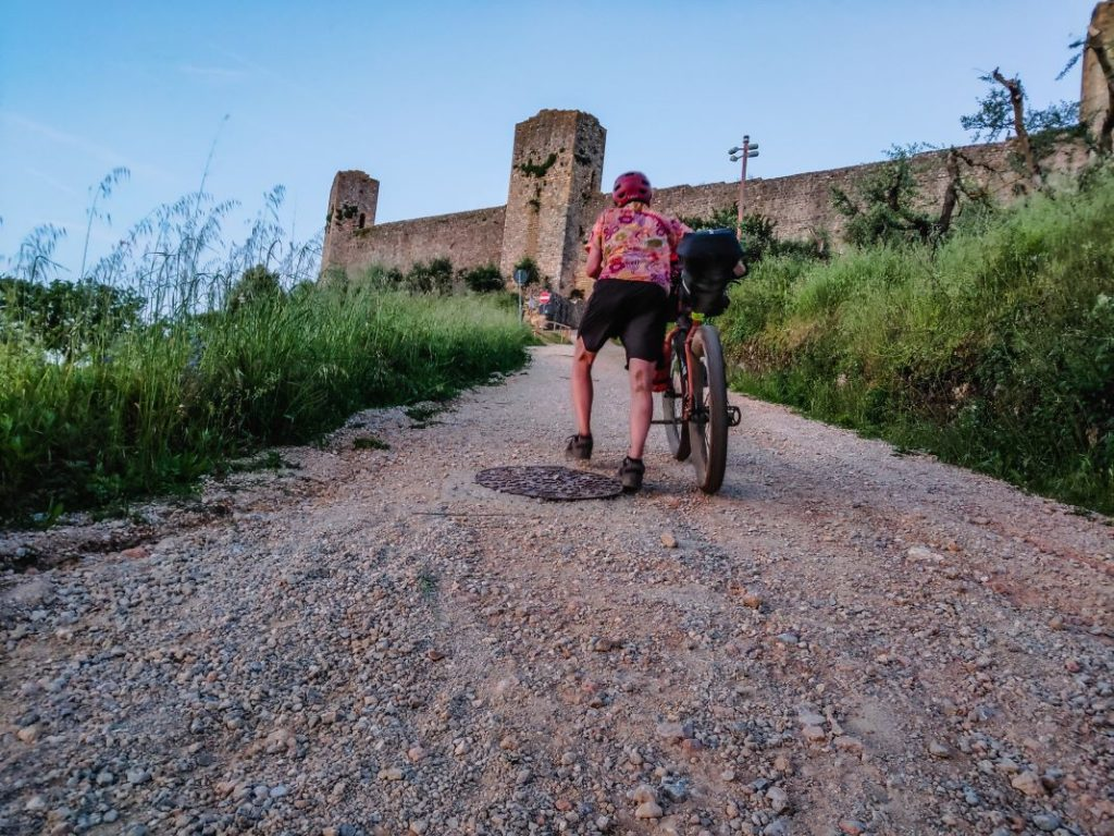 TuscanyTrail 2019 - 2 - Florenz, San Gimigniano nach Monteriggioni_10