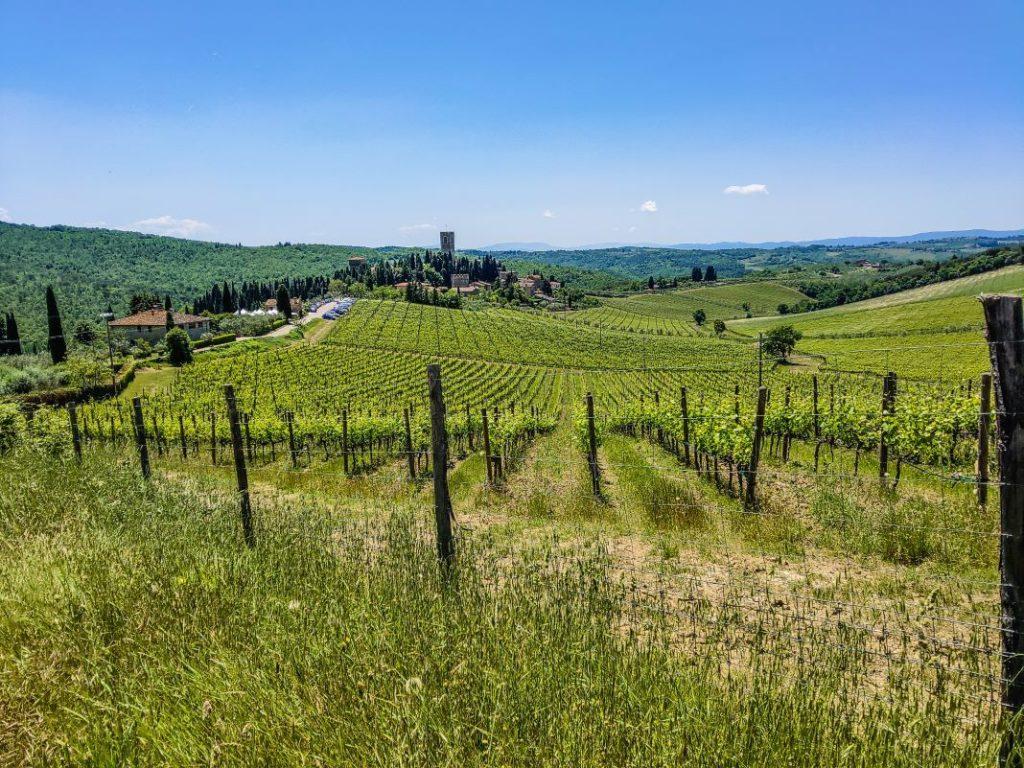 TuscanyTrail 2019 - 2 - Florenz, San Gimigniano nach Monteriggioni_3