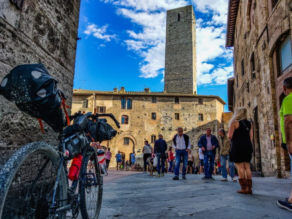 TuscanyTrail 2019 - 2 - Florenz, San Gimigniano nach Monteriggioni_6