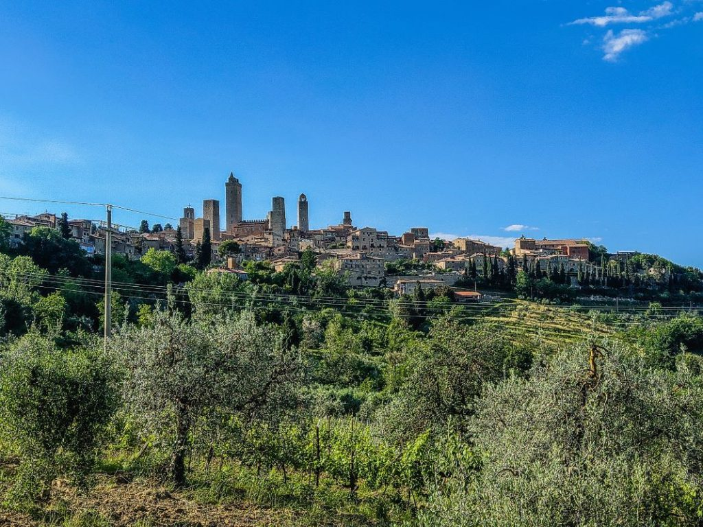 TuscanyTrail 2019 - 2 - Florenz, San Gimigniano nach Monteriggioni_7