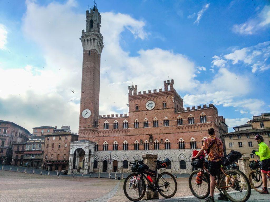 TuscanyTrail 2019 - 3 - Monteriggioni, Siena, Pienza, Radicofani_6