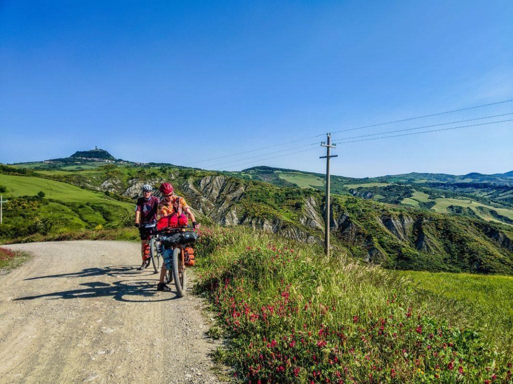 TuscanyTrail 2019 - 4 - Radicofani, Sorano, Pitigliano, Albinia_4