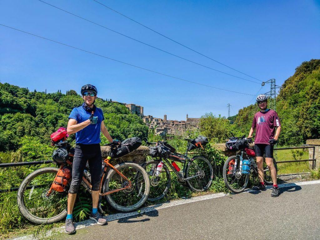 TuscanyTrail 2019 - 4 - Radicofani, Sorano, Pitigliano, Albinia_5