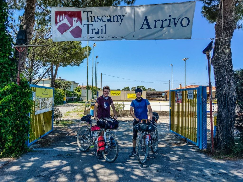 TuscanyTrail 2019 - 5 - Albinia, Porto Santo Stefano, Capalbio Scalo_2