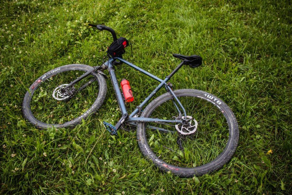 Revelate Designs Mountain Feedbag Lenkertasche Flaschenhalter Fahrrad Lenker 11