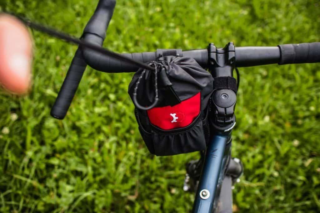 Revelate Designs Mountain Feedbag Lenkertasche Flaschenhalter Fahrrad Lenker 12