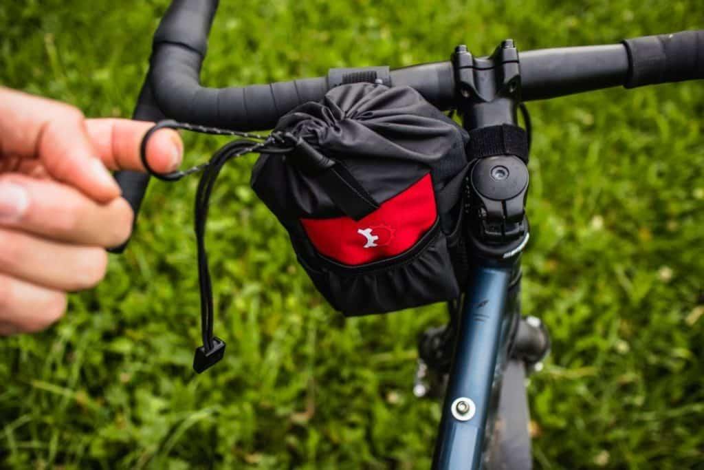 Revelate Designs Mountain Feedbag Lenkertasche Flaschenhalter Fahrrad Lenker 13