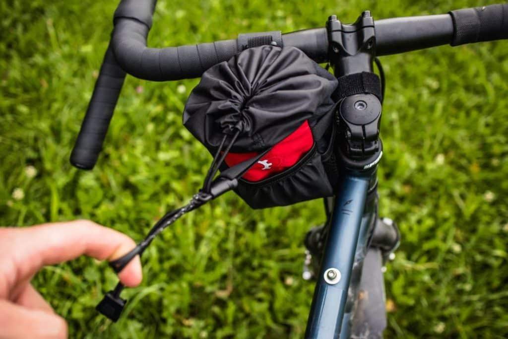 Revelate Designs Mountain Feedbag Lenkertasche Flaschenhalter Fahrrad Lenker 14