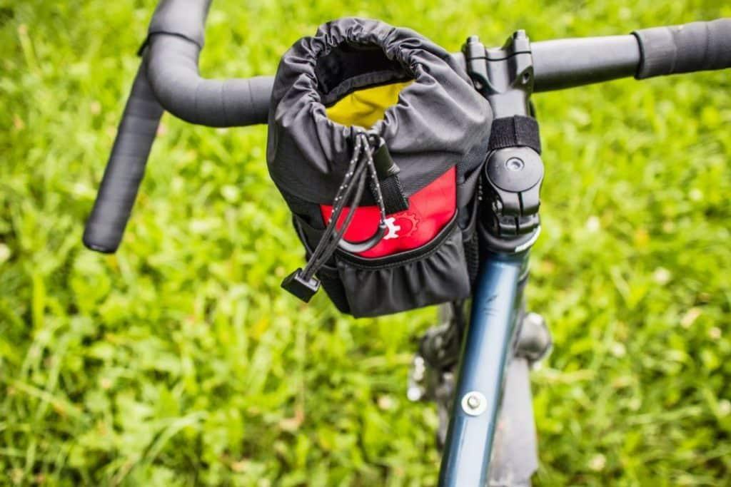 Revelate Designs Mountain Feedbag Lenkertasche Flaschenhalter Fahrrad Lenker 15