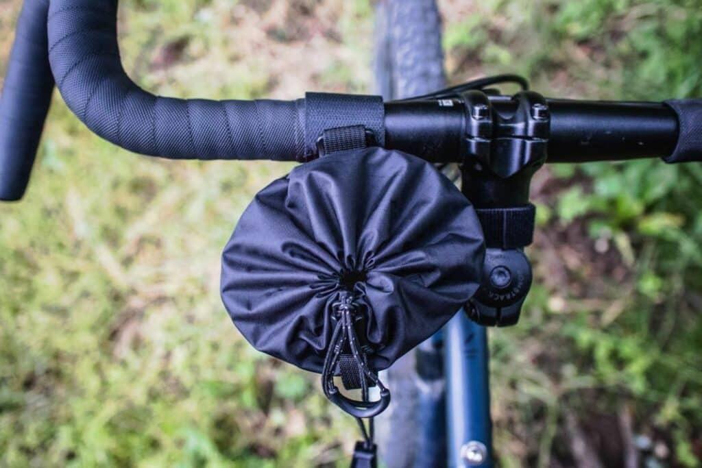 Revelate Designs Mountain Feedbag Lenkertasche Flaschenhalter Fahrrad Lenker 16