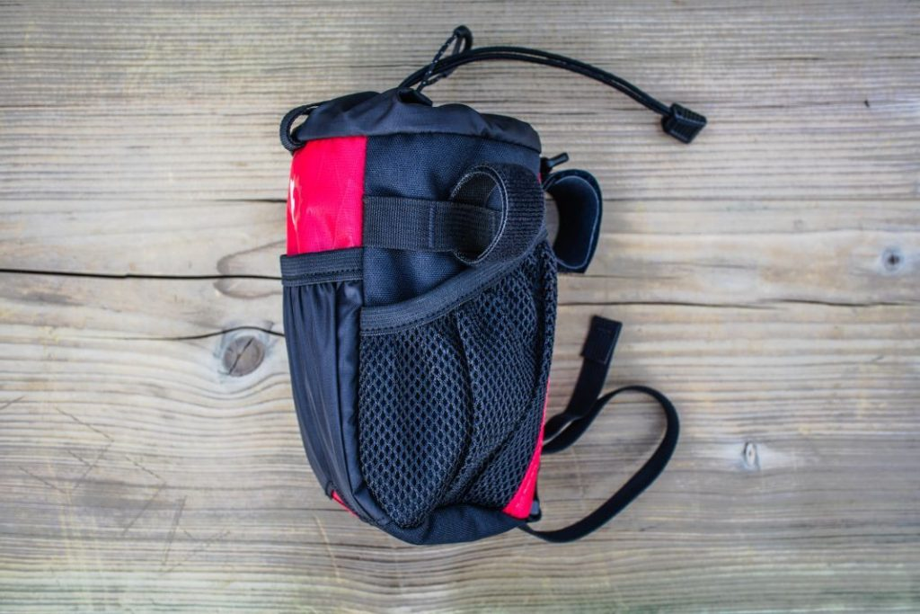 Revelate Designs Mountain Feedbag Lenkertasche Flaschenhalter Fahrrad Lenker 2
