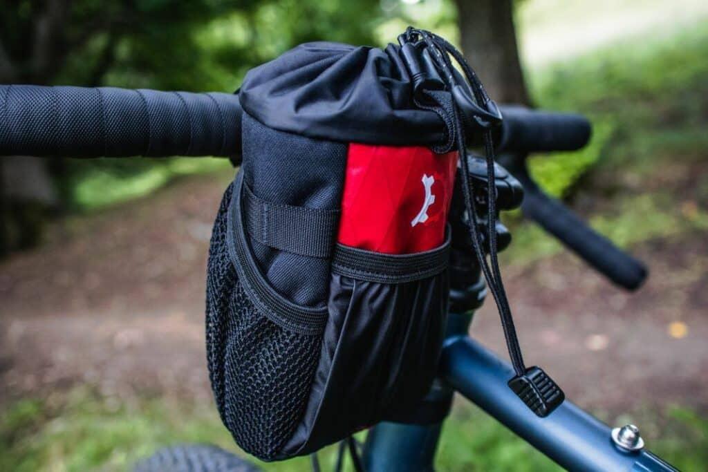 Revelate Designs Mountain Feedbag Lenkertasche Flaschenhalter Fahrrad Lenker 21