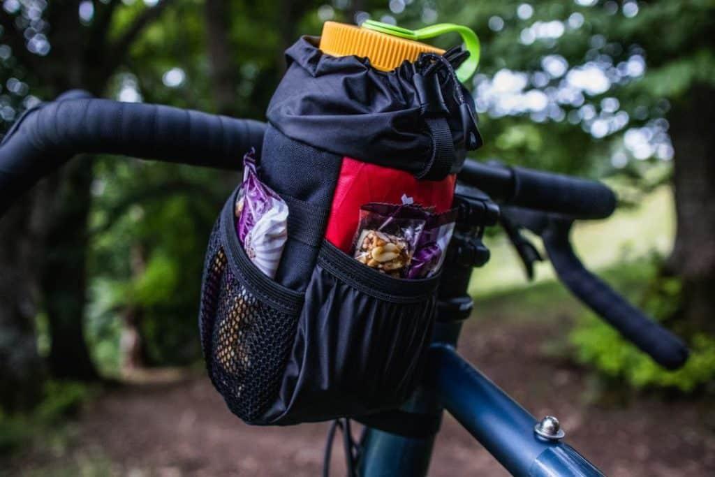 Revelate Designs Mountain Feedbag Lenkertasche Flaschenhalter Fahrrad Lenker 26