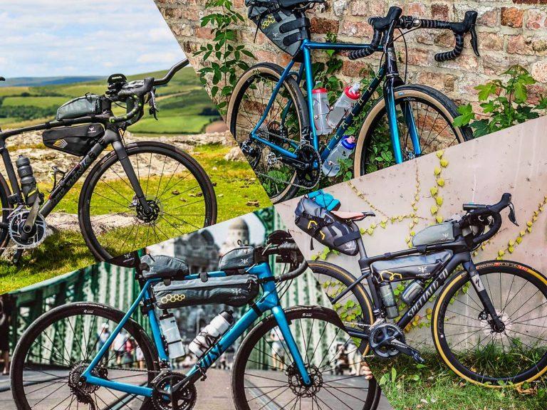 transcontinental race bikes