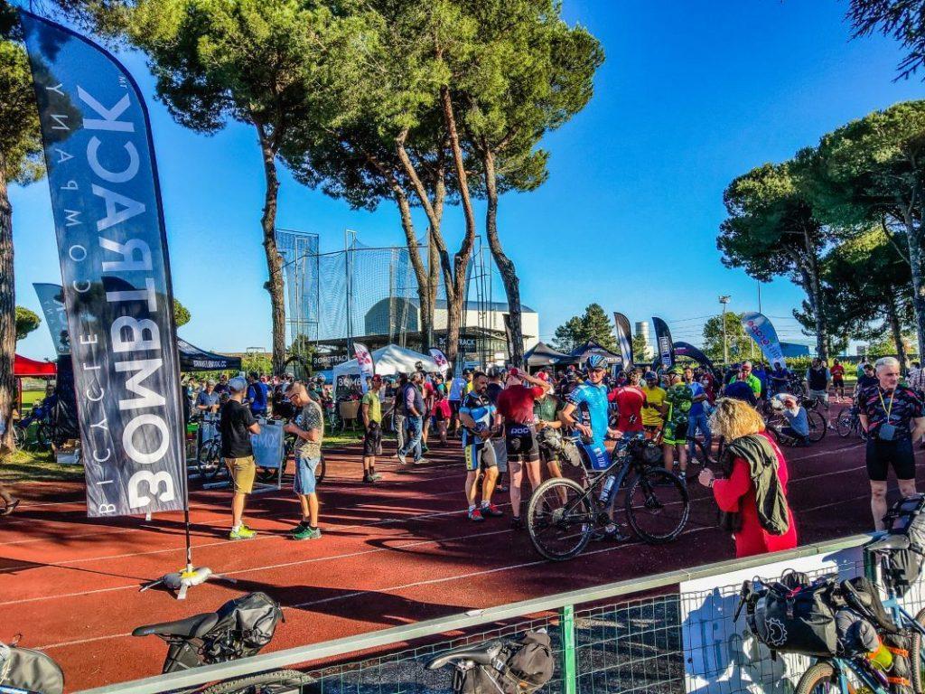 TuscanyTrail 2019 - Bikepacking Abenteuer - Start in Massa Übernachtung_1