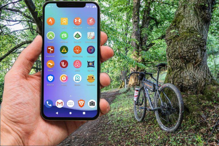 beste fahrrad apps navigation android ios kostenlos