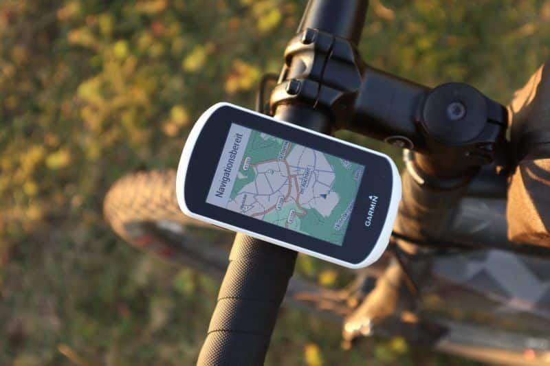 Garmin Edge Explore Navigation