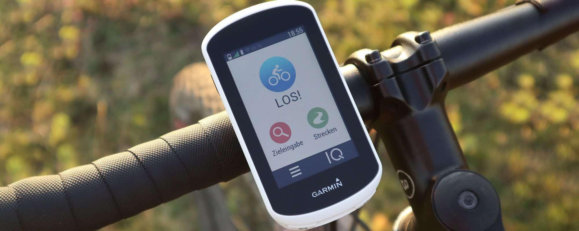 Garmin Edge Explore Test & Erfahrungen - TOP Fahrrad Navigation für Tourenradler?