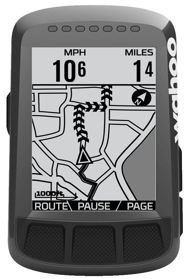 Wahoo ELEMNT BOLT Navigation mit dem GPS Bike Computer