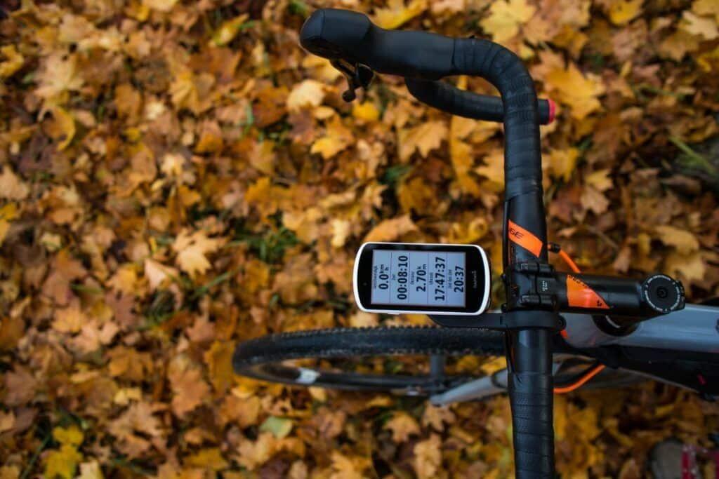 Garmin Edge 1030 Fahrrad Navigation Display