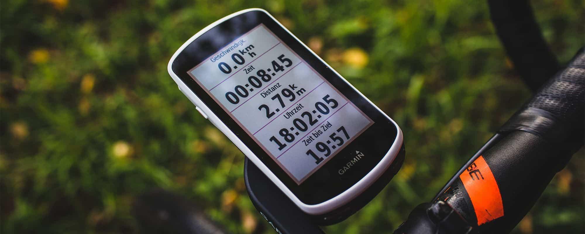 Garmin Edge 1030 Test - Fahrrad-Navi Test und Erfahrungen