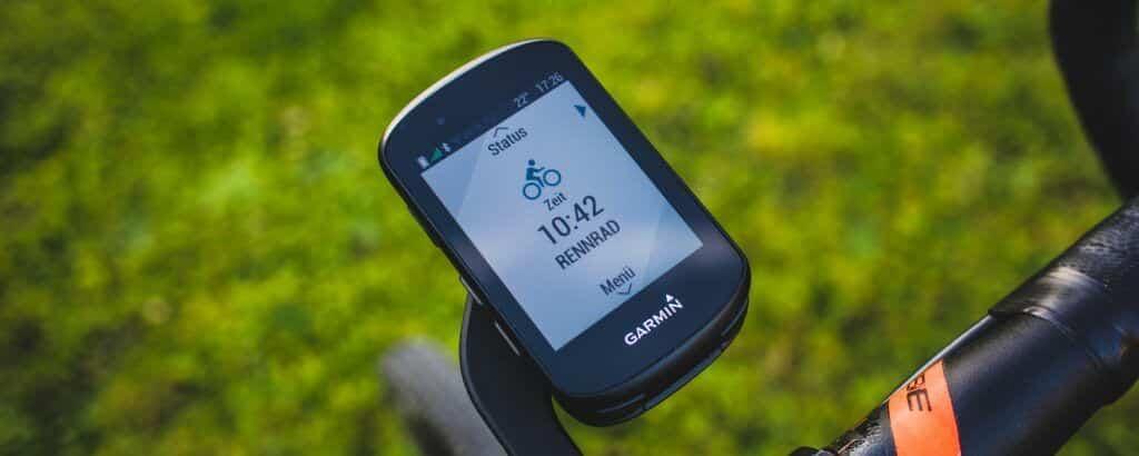 Garmin Edge 530 Test Erfahrungen - Bereit für die Fahrrad Navigation