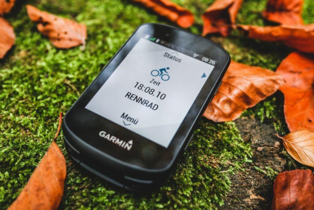 Garmin Edge Explore 530 Test - Top ablesbares Display für angenehme Fahrrad Navigation