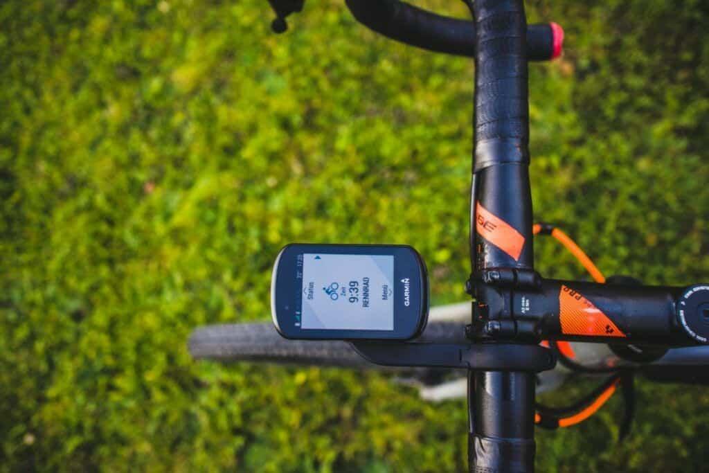 Garmin Edge Explore 530 Test - GPS Trainingscomputer am Rennrad