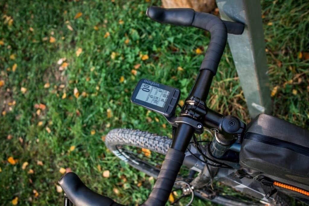 Wahoo ELEMNT ROAM GPS Bike Computer Aero Halterung Cockpit