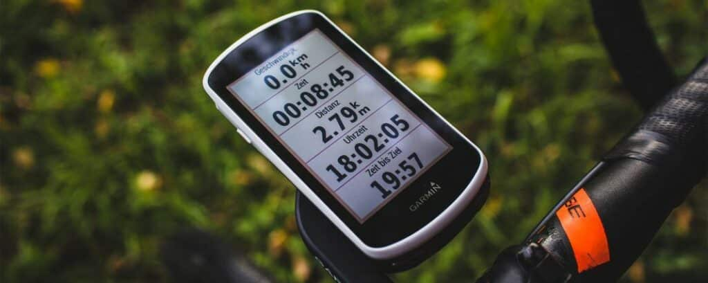 Fahrrad Navi Test Garmin Edge 1030