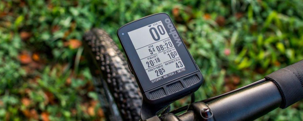 Fahrradnavigation Test vom Wahoo ELEMNT ROAM