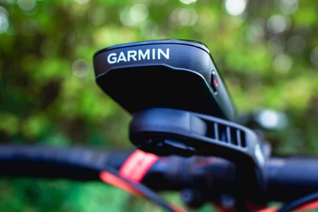 Garmin Edge 830 Test - GPS Fahrrad Navi Halterung