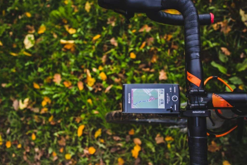 Sigma ROX 12.0 Sport Erfahrungen GPS Fahrrad Navi am Lenker