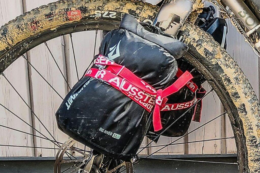 Bikepacking Taschen Test Vergleich Bikepacking Taschen Gabel